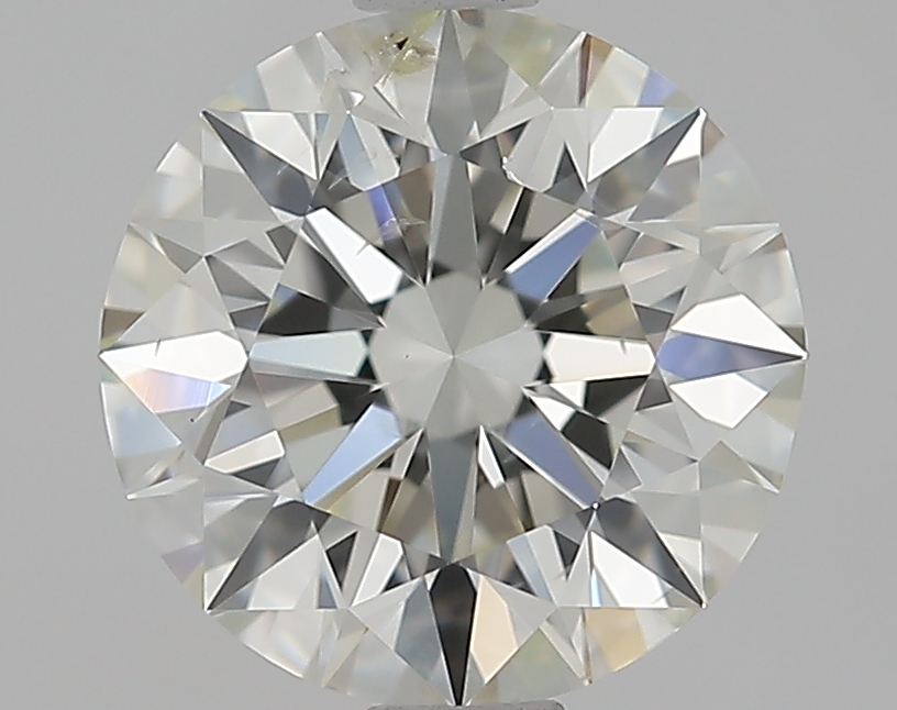 1.50 ct Round Diamond : J / SI2