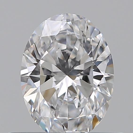 0.41 ct Oval Diamond : D / VVS2