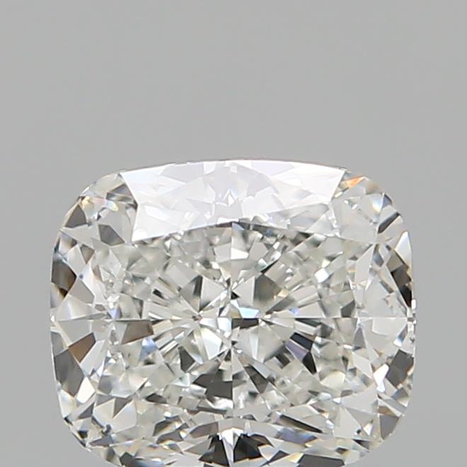 1.51 ct Cushion Cut Diamond : H / VS2