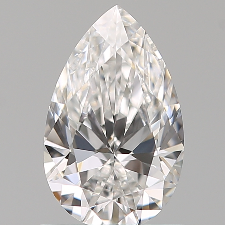 0.77 ct Pear Shape Diamond : E / VVS1