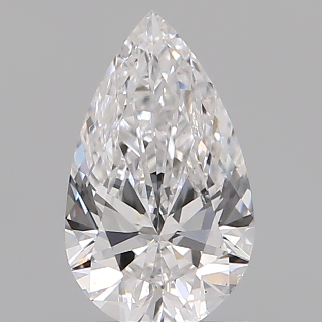0.75 ct Pear Shape Diamond : E / VS1
