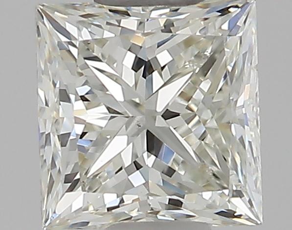 0.50 ct Princess Cut Diamond : K / VS2