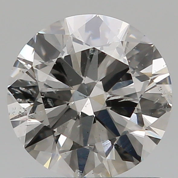 0.90 ct Round Diamond : G / SI2