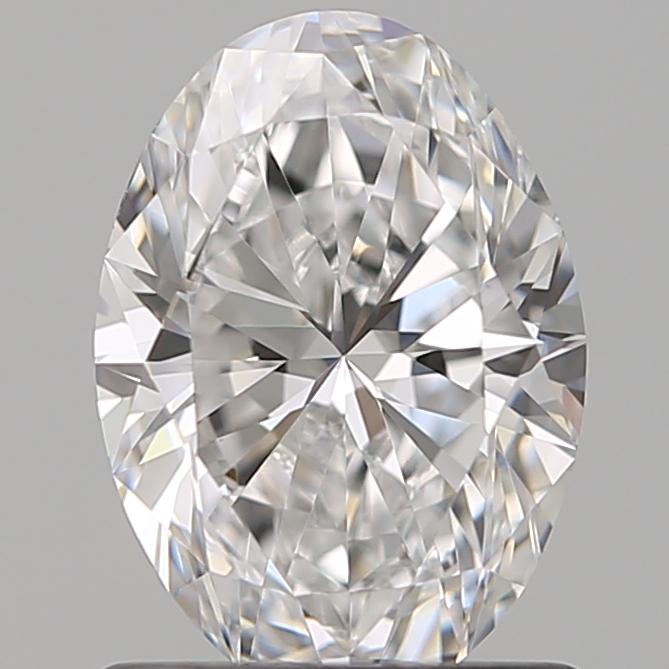1.00 ct Oval Diamond : D / VS1