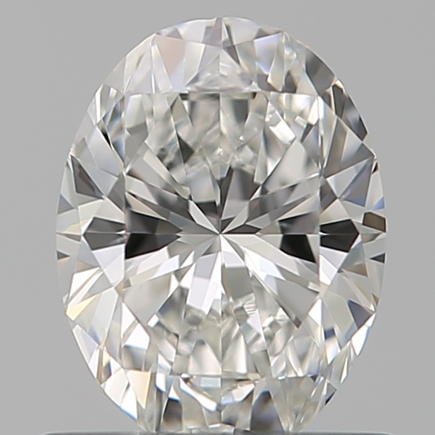 0.72 ct Oval Diamond : F / VS2