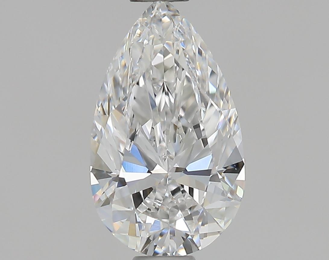 0.72 ct Pear Shape Diamond : E / VVS2