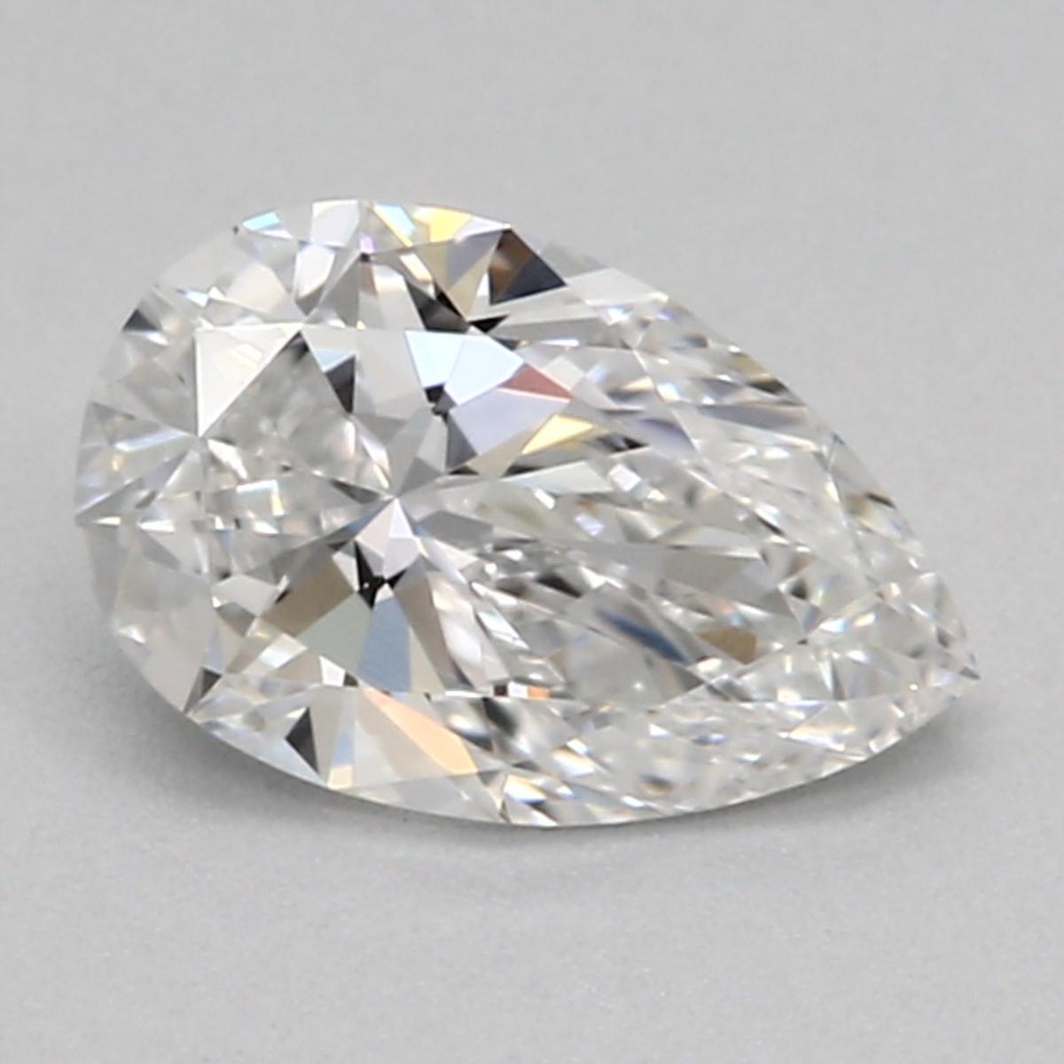 0.30 ct Pear Shape Diamond : D / VS1