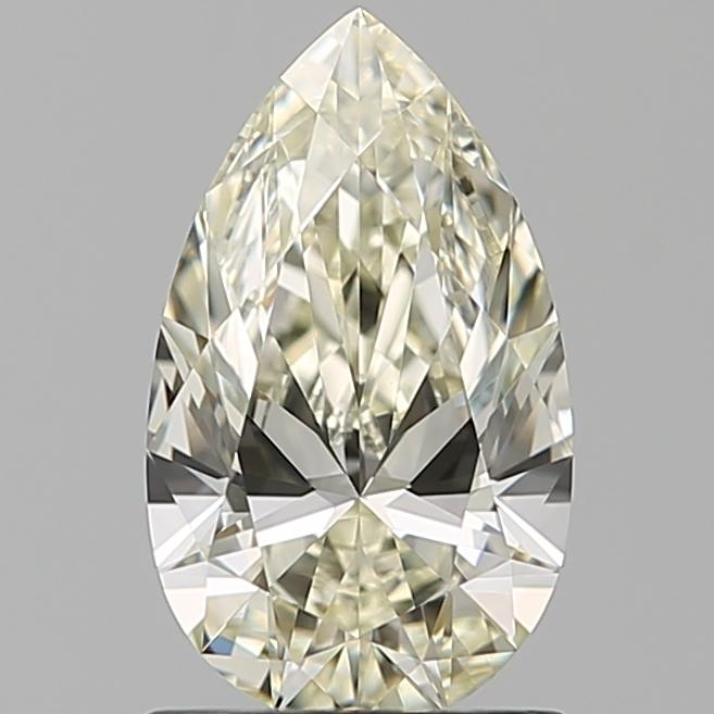 1.01 ct Pear Shape Diamond : M / VVS1