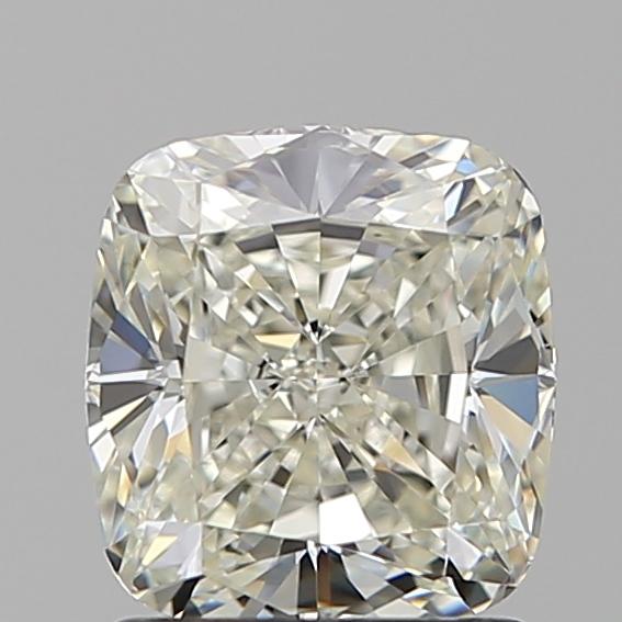 1.51 ct Cushion Cut Diamond : K / VS2