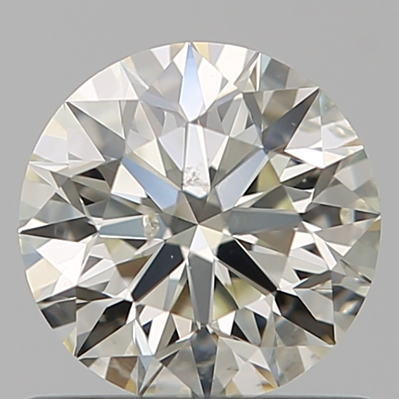 0.70 ct Round Diamond : L / SI2