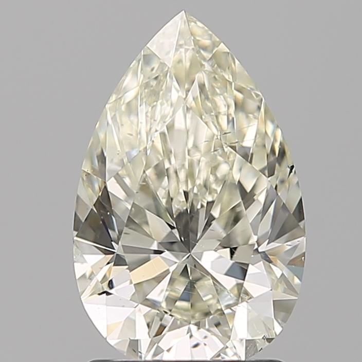 1.52 ct Pear Shape Diamond : L / SI1