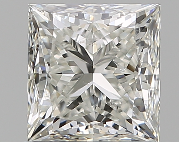 1.00 ct Princess Cut Diamond : I / SI2