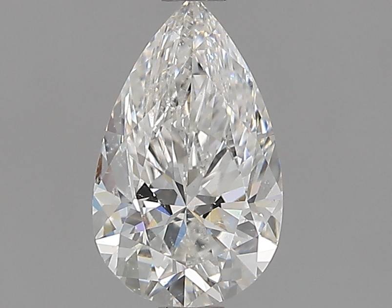 1.00 ct Pear Shape Diamond : G / SI1