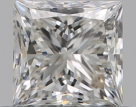 0.50 ct Princess Cut Diamond : H / SI1
