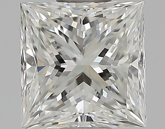 0.57 ct Princess Cut Diamond : H / SI1