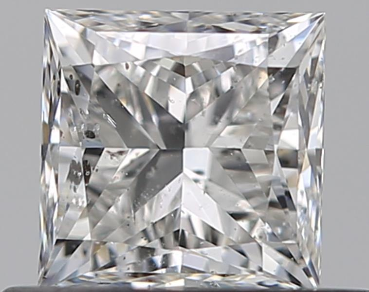 0.50 ct Princess Cut Diamond : H / SI2
