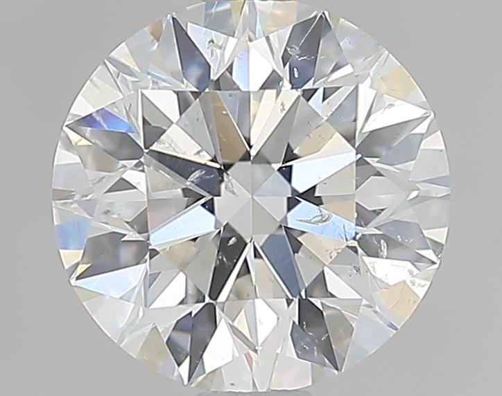 1.30 ct Round Diamond : G / SI2
