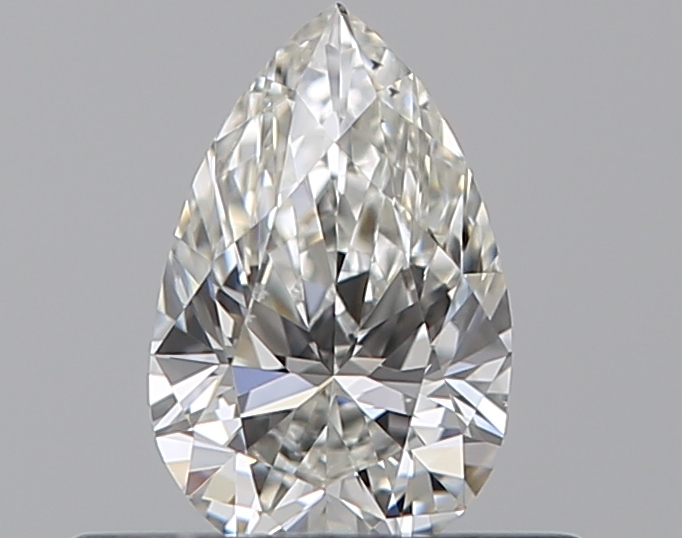 0.35 ct Pear Shape Diamond : H / VS1