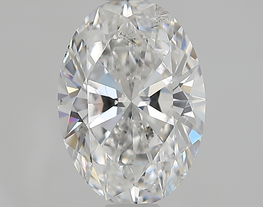 1.51 ct Oval Diamond : E / SI2