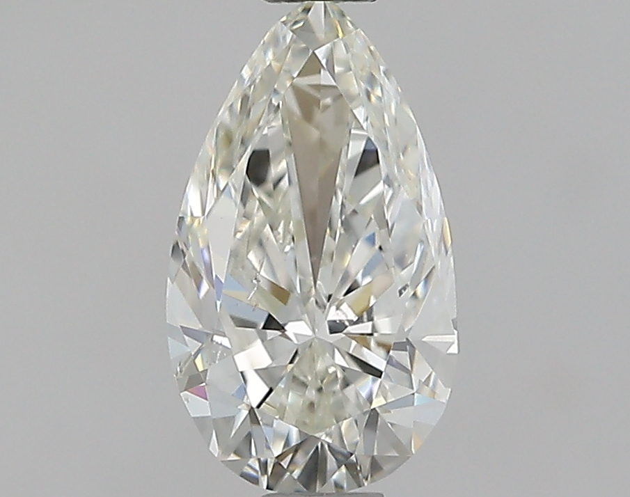 0.65 ct Pear Shape Diamond : I / SI1