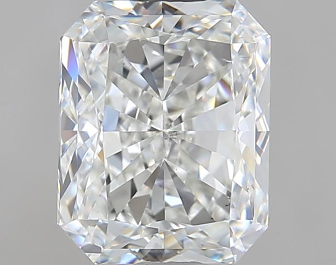 1.51 ct Radiant Diamond : H / VS2