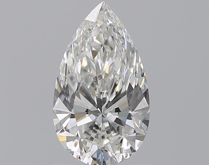 0.80 ct Pear Shape Diamond : G / VS2