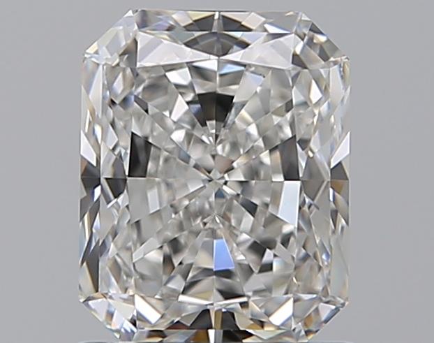 1.01 ct Radiant Diamond : G / VS2