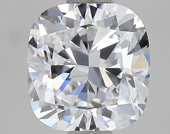 1.00 ct Cushion Cut Diamond : D / VS2
