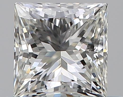0.50 ct Princess Cut Diamond : I / SI1