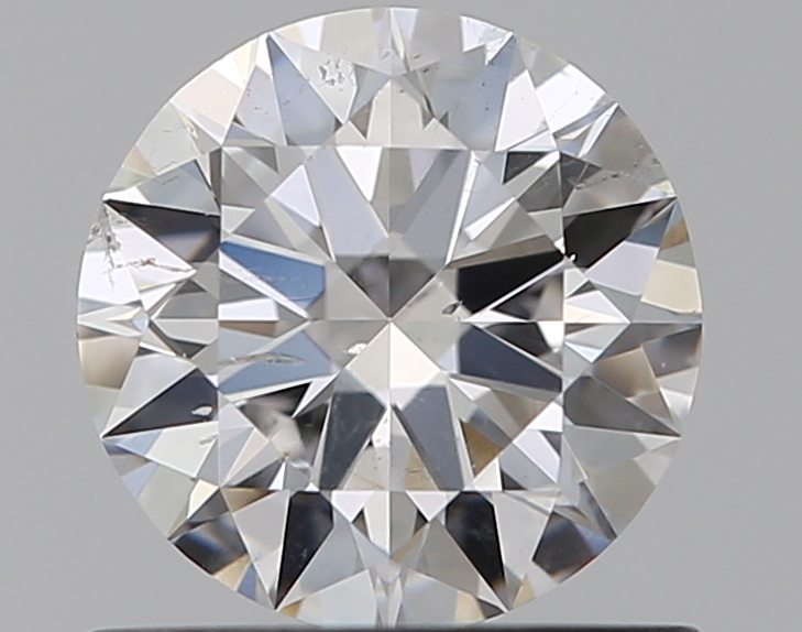 0.59 ct Round Diamond : D / SI2