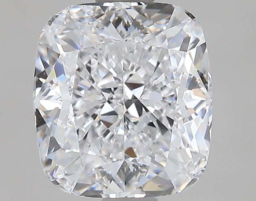1.90 ct Cushion Cut Diamond : D / VS1