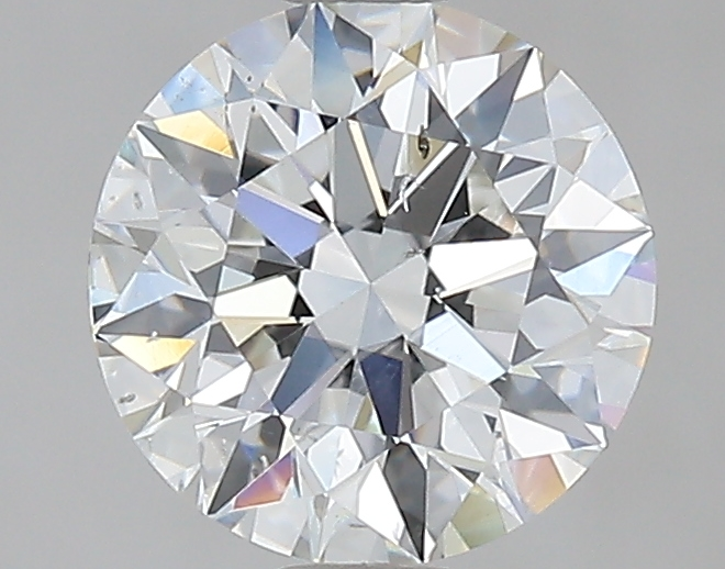 1.33 ct Round Diamond : G / SI1