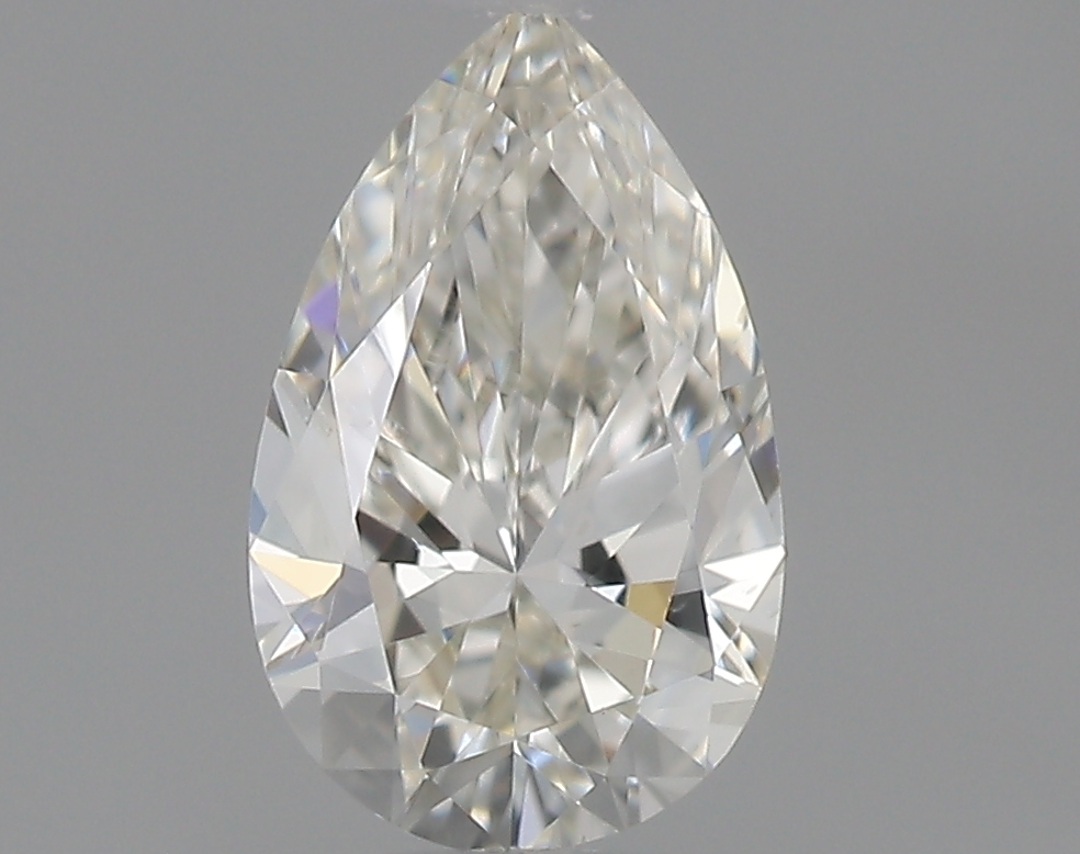 0.30 ct Pear Shape Diamond : I / SI1