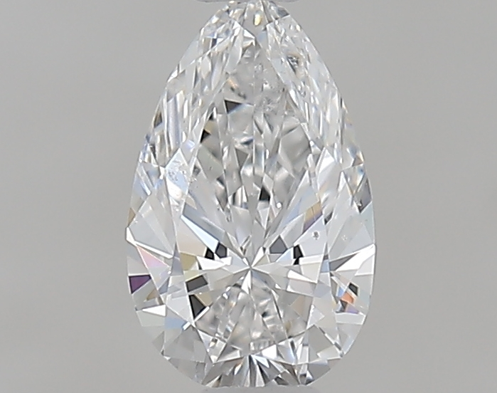 0.51 ct Pear Shape Diamond : D / SI1