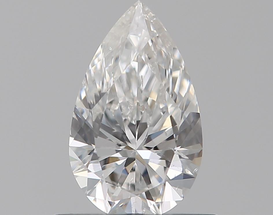 0.50 ct Pear Shape Diamond : E / SI2