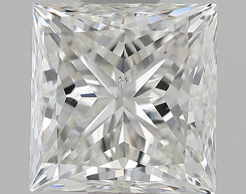 1.01 ct Princess Cut Diamond : H / SI1