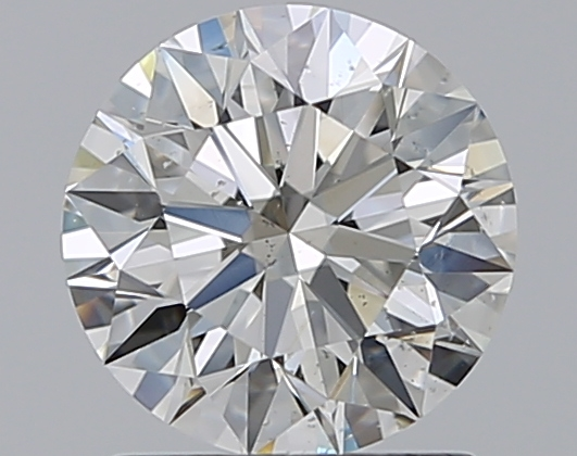 1.20 ct Round Diamond : I / SI1