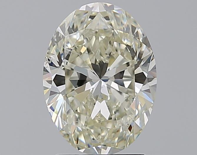1.79 ct Oval Diamond : L / SI2