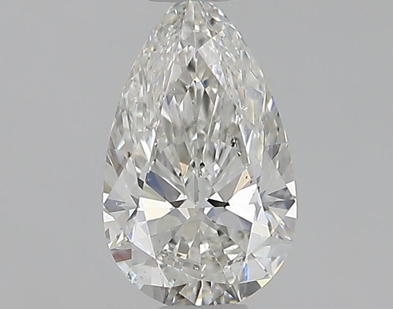 0.51 ct Pear Shape Diamond : G / SI1