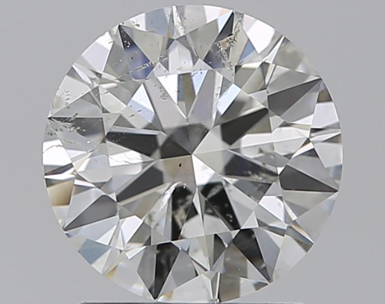 1.30 ct Round Diamond : I / SI2
