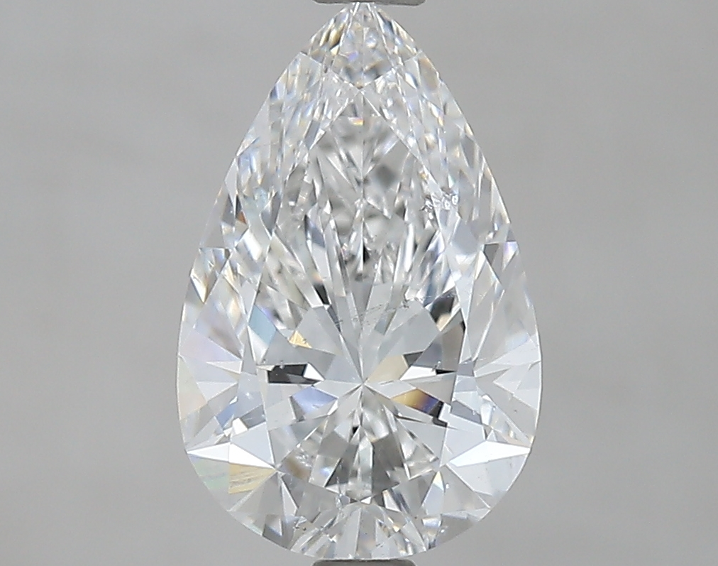 2.00 ct Pear Shape Diamond : F / SI1