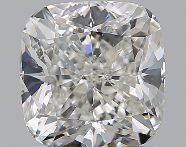 1.50 ct Cushion Cut Diamond : H / SI1