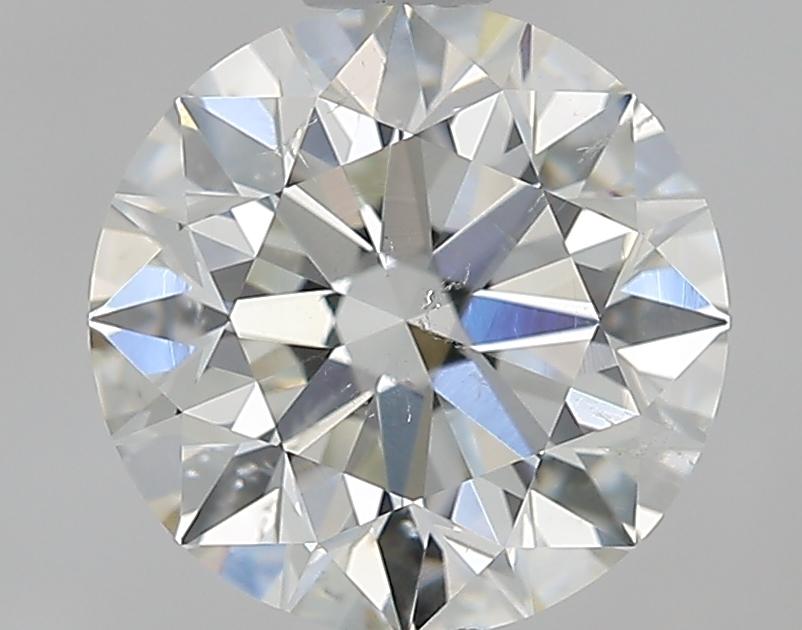 1.50 ct Round Diamond : H / SI2