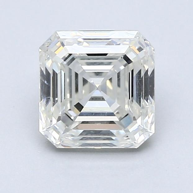 1.50 ct Asscher Cut Diamond : I / SI2