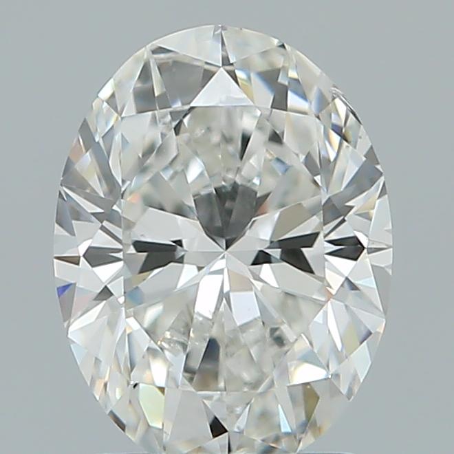 1.50 ct Oval Diamond : G / SI1