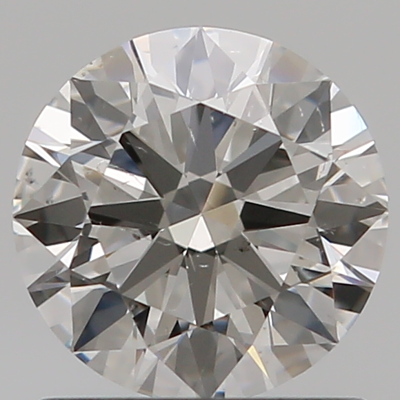0.92 ct Round Diamond : H / SI1