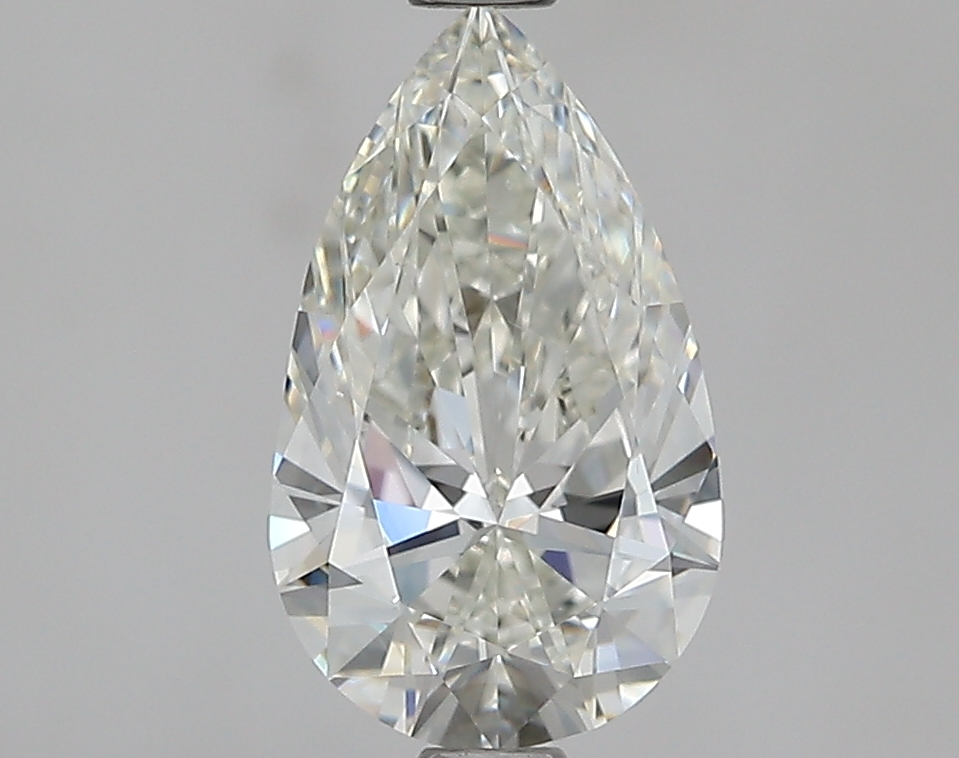 1.29 ct Pear Shape Diamond : I / VS2