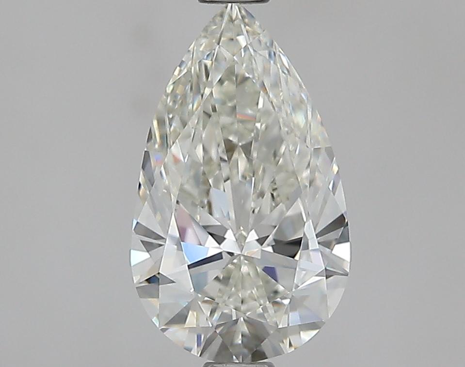 1.29 ct Pear Shape Diamond : I / VS2