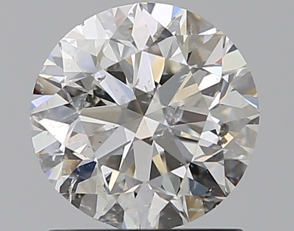 1.00 ct Round Diamond : G / I1