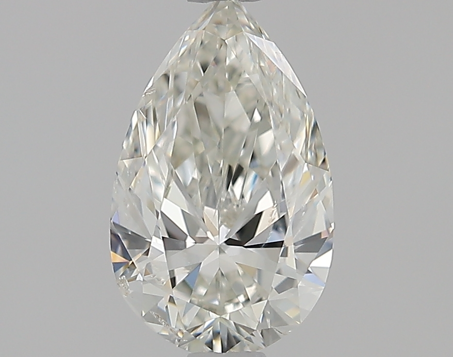 1.00 ct Pear Shape Diamond : J / SI2